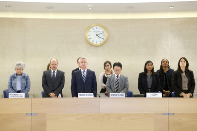 Human Rights Council Honours Memory of Mandela