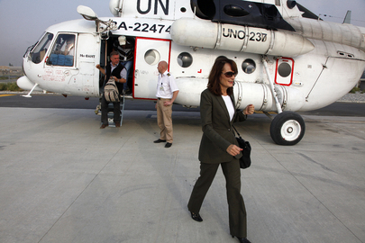 A Day in the Life of UNAMA's Human Rights Chief