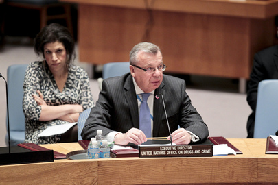 Security Council Discusses Combating Drug Trafficking in Sahel and West Africa