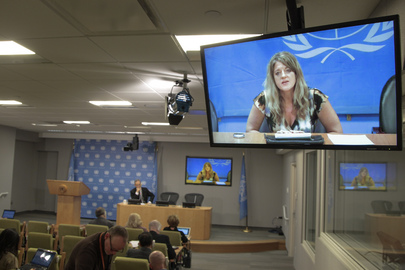 Special Representative for South Sudan Briefs Media