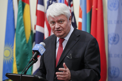 Head of Peacekeeping Briefs Press on Security Council Consultations