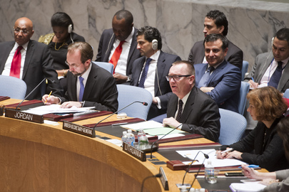 Security Council Discusses Deteriorating Situation in Central African Republic