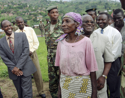 UN Assists Elections in Burundi