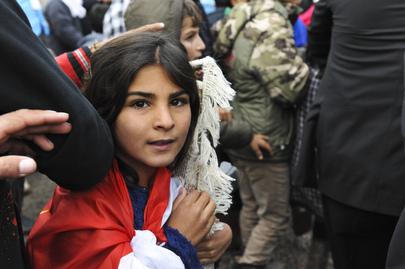 Secretary-General Visits Syrian Refugees in Kurdistan