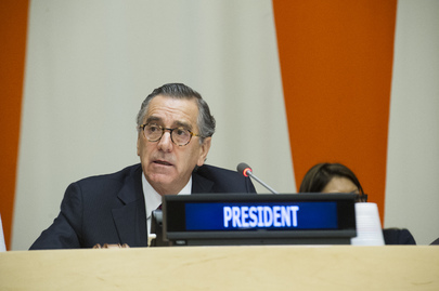 ECOSOC President Closes 2013 Session