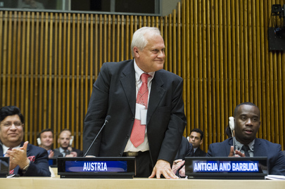 ECOSOC Elects Next President and Vice-Presidents for 2014 Session