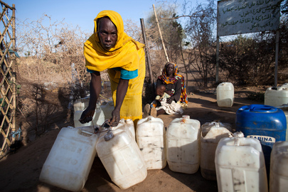 Water Scarcity a Problem at IDP Camps in North Darfur