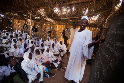 Thousands of Displaced Continue to Live at Nifasha Camp, North Darfur