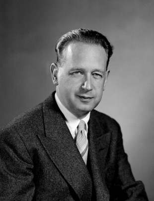 Portrait of Secretary-General Dag Hammarskjöld, UN Photo # 57725