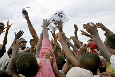 UN Assists Elections in Burundi