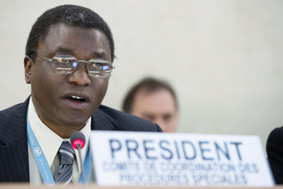 Special Session on the Central African Republic at HRC