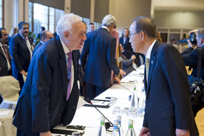 Geneva II Conference on Syria Begins with High-Level Segment