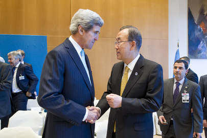 Geneva II Peace Talks on Syria Begin