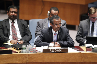 Sudanese Representative Briefs Security Council on Situation in Sudan