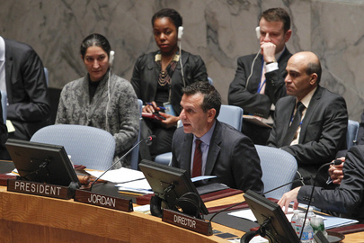 Security Council Discusses Threats to Internatioanl Peace and Security Caused by Terrorist Acts