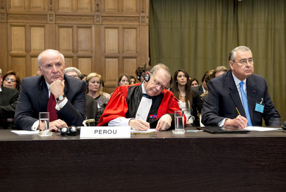 ICJ Delivers Final Judgment in Peru vs. Chile Case