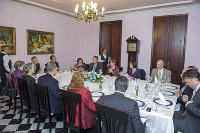 Secretary-General Meets UN Country Team in Cuba