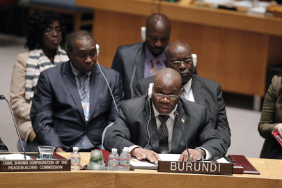 Council Discusses Situation in Burundi
