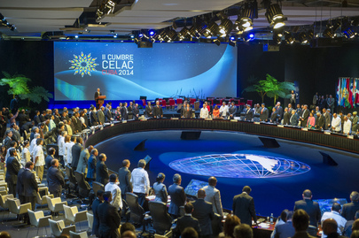 Inaugural Session of CELAC Summit
