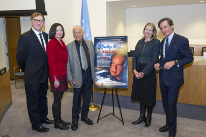"2014 Holocaust Remembrance Film Screening: ""Blinky & Me"""