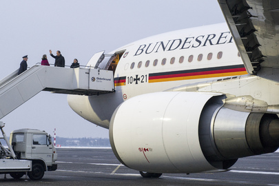 Secretary-General Departs Berlin