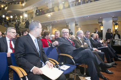 Secretary-General Attends Munich Security Conference