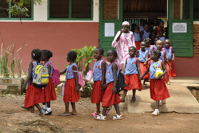 School Resumes in Parts of Bangui, Central Africa, in Midst of Fighting
