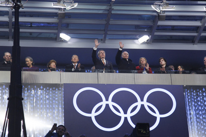 2014 Winter Olympics Opening Ceremony, Sochi