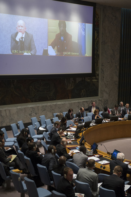 Council Debates Protection of Civilians in Armed Conflict