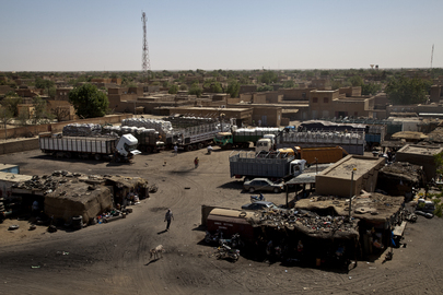 Scene from Gao, Mali