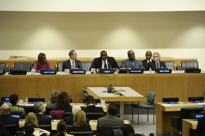 Launch of 20th Commemoration of 1994 Rwanda Genocide