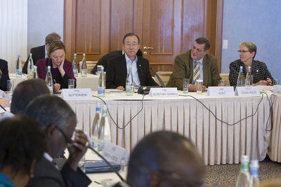 UN Chief Attends Seminar for His Special Representatives and Envoys