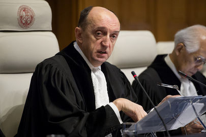 Opening of Hearings on Genocide Case at ICJ: Croatia v. Serbia