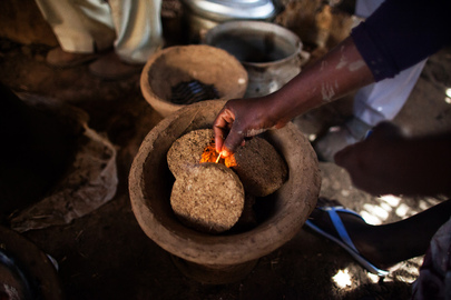 WFP Fuel-efficient Stoves Project, North Darfur