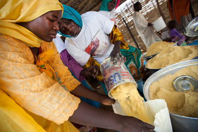 WFP Nutrition Programme, North Darfur