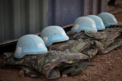 Military Camp of MINUSMA Dutch Contingent, Gao