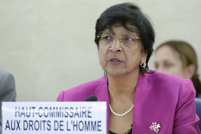 High Commissioner Presents Final Report to Human Rights Council