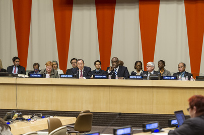 Assembly Closes High Level Event on Role of Women, Youth, Civil Society in Development Agenda