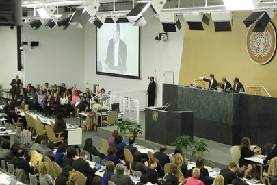 Commission on the Status of Women Opens 58th Session
