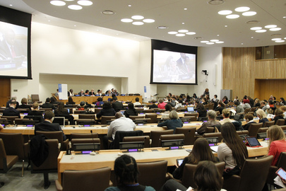 CSW Event on Accelerating Progress on MDGs for Women and Girls