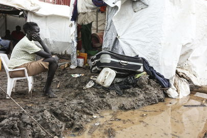 UNMISS Relocates Thousands of IDPs from Tomping Camp to UN House in Juba