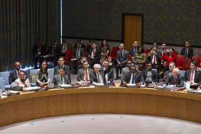 Russia Vetoes Draft Resolution on Ukraine
