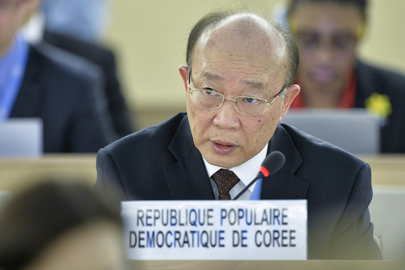 DPRK Commission of Inquiry Presents Report to Human Rights Council