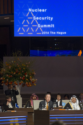 Secretary-General Addresses 2014 Nuclear Security Summit