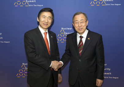 Secretary-General Meets Foreign Minister of Republic of Korea