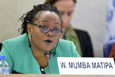 Human Rights Council Discusses Combatting Sexual Violence in DRC