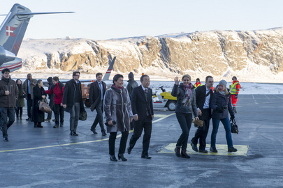Secretary-General Visits Greenland to See Impact of Climate Change