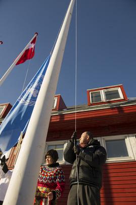 Secretary-General Visits Uummannaq, Greenland