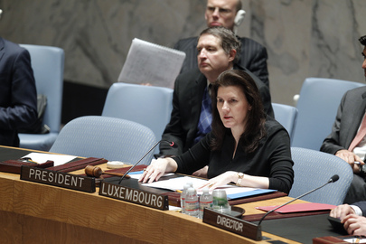 Security Council Discusses Situation in Iraq