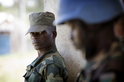 FARDC and MONUSCO Conduct Joint Operations near Kamango, Eastern DRC